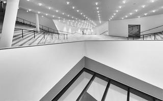 Elbphilharmonie -- The Foyer I