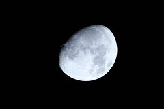 Today's Moon (Colorful-wind) Tags: 月 autumn color nature moon 2016 fujifilm air moonlight 月光 xt1 fukuoka sky 日本 福岡 北九州 japan lightandshadow