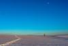 pelham_winter (christian.oberrauch) Tags: schnee winterlandschaft mond moon winter footsteps sky bluesky