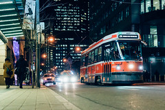 Day 16/365 (Explored 2017/01/17) (Lee Chu) Tags: sel35f18 sonynex6 toronto ontario canada kingwest project365 ttc metro