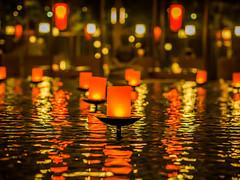 (MyInkIsMyArt) Tags: skyler king taiwan asia candles lowkey water refections bokeh olympus