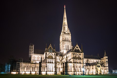 Salisbury Cathedral (Humphrey Hippo) Tags: 12mm 365 architecture england lenstagger salisbury samyang samyang12mmf20 sony sonya6300 sonyα6300 uk wiltshire a6300 cathedral project365 α6300