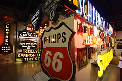 American Sign Museum (lukedrich_photography) Tags: ohio eastern buckeyestate buckeye us usa birthplaceofaviation unitedstates unitedstatesofamerica america الولاياتالمتحدة vereinigtestaaten アメリカ合衆国 美国 미국 estadosunidos étatsunis northamerica cincinnati سينسناتي 辛辛那提 सिनसिनाटी シンシナティ 신시내티 цинциннати americansignmuseum american sign museum nationalsignsofthetimesmuseum history culture canon t6i indoor inside signs display letter letters light neon bulb clothes kraft beebe co company gulf gasoline bostonians shoes men kelly springfield tires drugs dolly madison ice cream phillips 66 oil schperos jewelers desoto sunoco
