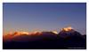First light over Mt. Dhulagiri region (IshworAD) Tags: sony mountain mtdhaulagiri himal sunrise
