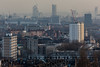 From Parliament Hill (Gary Kinsman) Tags: skyscraper 2016 london nw3 hampstead hampsteadheath parliamenthill canon5dmkii canoneos5dmarkii canon70300mm telephoto zoom compression skyline tower highrise architecture haze southbanktower oneblackfriars strata wealth inequality wendlingestate hawkridgehouse clarencewayestate franciscrickinstitute pullmanlondonstpancrashotel oneeversholtstreet twofiftyone construction cranes development 240blackfriarsroad