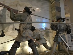 Mannequins at the Leeds Royal Armoury Museum (arrancat) Tags: museum mannequin interior city exhibition history old area historical heritage exhibit attraction architecture people floor hall display european inner vintage object nobody life traditional europe century lifestyle space past rarity male border clothing middle local ages era leeds royal armoury fighting jousting knights yorkshire tourism visit culture men weapons challenge