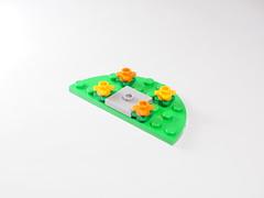 LEGO Seasonal Valentine's Day Picnic