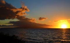 DSC_1261 (Patrick James Colorado) Tags: hawaii maui wailea ocean beach sunset oceansunset hawaiinsunset clouds outdoors nature natural