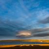 Portrait of my house (Premysl Fojtu) Tags: house toab deerness orkney island field clouds dramatic landscape seascape scotland canon shadow sky