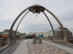 walking around Kamakura 2016.12.26 (43) (double-h) Tags: omdem10markii omd em10markii mzuikodigitaled1442mmf3556ez 藤沢市 fujisawacity 江ノ島 弁天橋 境川 enoshima bentenbridge bentenbashi