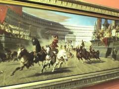 Bargains (tikvah.) Tags: horse painting portrait sport rome coloseum chariot equine equis benhur
