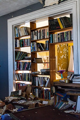 Books (Mike Matney Photography & Design) Tags: 2017 canon eos7d january midwest missouri northstlouis stl stlouis decay urban unitedstates us