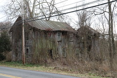 I'll huff and I'll puff... (Beltway Photos) Tags: clarkecounty millwood virginia unitedstates abandoned
