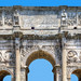Arch of Constantine 315 AD; Rome, Italy