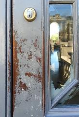 Door and lock 155/365 ( Georgie R) Tags: door somersethouse app iphone6