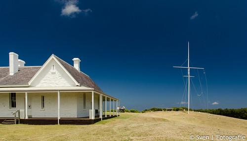 Telegraph Station at Cape Otway