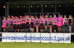 Penwortham Gala 2015 - 42 (Tony Worrall) Tags: show county uk pink england colour students fun town dance women stream pretty tour open dancers place northwest unitedkingdom stage country north visit location lancashire event musical area annual northern update staged celebrate gala attraction lancs younggirls penwortham southribble welovethenorth 2015tonyworrall penworthamgala2015