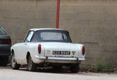 KGV 894F (Nivek.Old.Gold) Tags: alpine 1968 sunbeam 1725cc