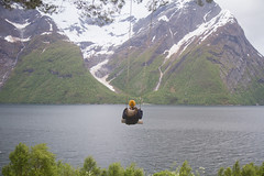 RelaxedPace22904_7D7708 (relaxedpace.com) Tags: norway 7d ropeswing 2015 mikehedge trandal christiangaard sophiewilkie