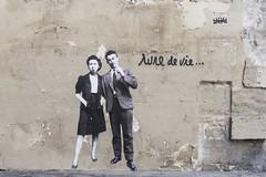 Léo & Pipo (Ruepestre) Tags: street streetart paris france graffiti leoetpipo