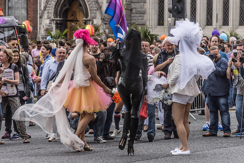 DUBLIN 2015 LGBTQ PRIDE PARADE [WERE YOU THERE] REF-106031