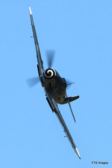 IMG_8915 (harrison-green) Tags: show sea museum plane flying war fighter aircraft aviation air airshow legends duxford imperial spitfire mustang fury iwm me109 2015