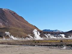 Geisers del Tatio ( Atacama Desert - Chile ) (firibeiro) Tags: chile landscape outside desert backpacking atacama andes geyser sanpedrodeatacama geysers psicodelic sudamérica