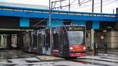 GVB - Siemens Combino (13G/C1), 2090 (Madame Tussauds-The Amsterdam Dungeon), tram 7, Insulindeweg (Amsterdam) - (1) (FLJ   Public Transport and Aviation Photography) Tags: holland netherlands station amsterdam publictransportation reclame ns nederland thenetherlands siemens 7 tram line east advertisement publictransport 13g trams madametussauds c1 gvb oost ov openbaarvervoer lijn combino indischebuurt insulindeweg 2090 muiderpoortstation tramlijn gemeentevervoerbedrijf strasenbahn theamsterdamdungeon stationmuiderpoort combinoadvanced
