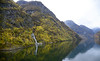 Panorama of Nærøyfjord - The world's most beautiful fjord (Jorge Lascar) Tags: stage1 sognogfjordane norway no