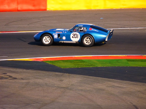 Shelby Cobra Daytona Coupe 1963