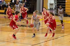 Women's Basketball 2016 - 2017 (Knox College) Tags: knoxcollege prairiefire women college basketball monmouth athletics sports indoor team basketballwomen201735719