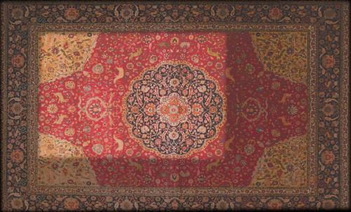 """Alfombras, espacios íntimos que simbolizan templos, árboles de la vida y el conocimiento, astros y paradisos. • <a style=""""font-size:0.8em;"""" href=""""http://www.flickr.com/photos/30735181@N00/31766541514/"""" target=""""_blank"""">View on Flickr</a>"""