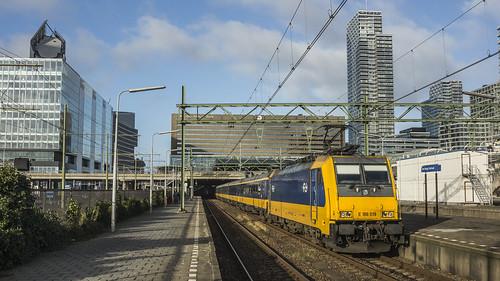 TRAXX Den Haag Centraal