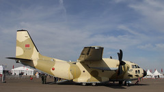 Moroccan Spartan (ƒliçkrwåy) Tags: cnamp 4153 alenia c27j spartan rak gmmx marrakech menara military aircraft transport aviation airforce