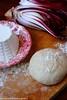 Ricotta & Radicchio....per i calzoni 1 (Giovanna-la cuoca eclettica) Tags: workinprogress stilllife healthy healthyfood colors food ricotta radicchio veg vegetables cheese