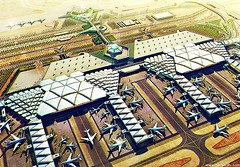 KING KHALID INTERNATIONAL AIRPORT RIYADH (SAUD AL - OLAYAN) Tags: king khalid international airport riyadh