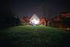 WhiteHouse (Svendborgphoto) Tags: d800 dark night house light zeisszf distagon282zf f2 highiso