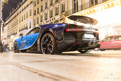 First One (Beyond Speed) Tags: bugatti chiron supercar supercars automotive automobili nikon w16 car cars carspotting paris france blue worldcars