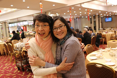 CMC Banquet (Kevin K Cheung) Tags: ben benny kevin vicky cheung lily lorna linda bianca sabrina loretta rita judy 40 year reunion caritas medical center group 23 nurses 1262017 cmc hong kong banquet dinner