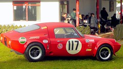Unipower GT Janspeed 1967 No.117 (badhands13) Tags: 117 unipower red british car motorsport