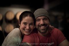 34/365 - TGIF (Jacqueline Sinclair) Tags: portraits portrait couple woman man smile smiling love fun tgif friends friend