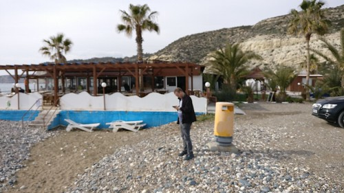 Sunshine Tavern, Kourion or Blue Beach