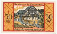 05 (NoeCR) Tags: germany alemania notgeld zeulenroda papelmoneda notafilia worldpapermoney emergencymoney dinerodeemergencia