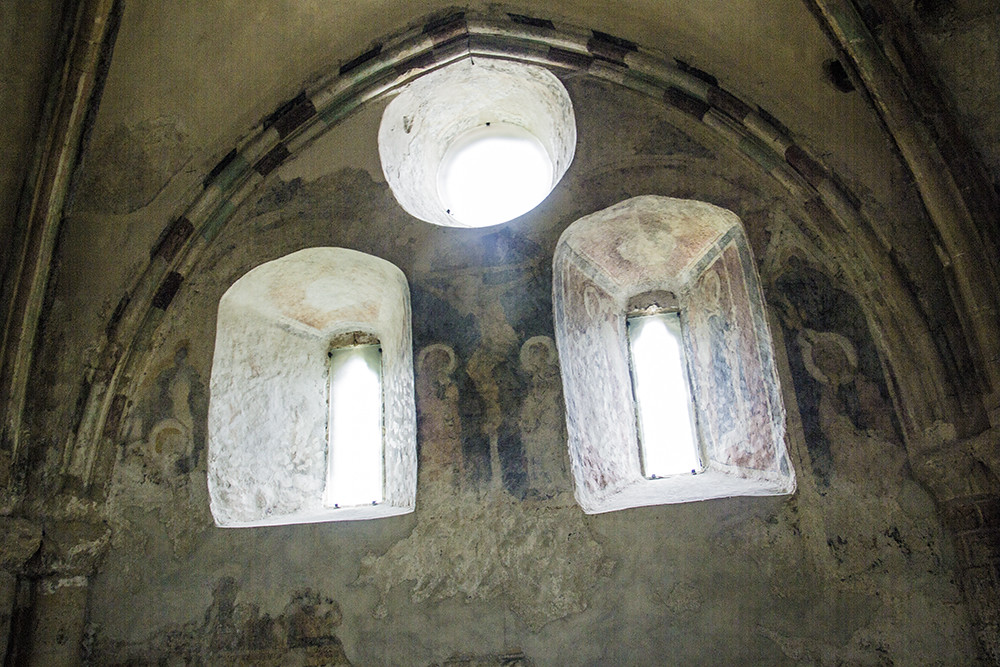 Chapelle de Saint Georges - Cristo