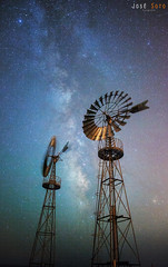 Via Lctea en Calblanque (Legi.) Tags: longexposure night skyscape nikon nightscape nightshot nikkor cartagena vr vialctea largaexposicin d600 calblanque 2485mm