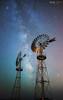 Via Láctea en Calblanque (Legi.) Tags: longexposure night skyscape nikon nightscape nightshot nikkor cartagena vr vialáctea largaexposición d600 calblanque 2485mm