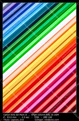 Color pencils (__Viledevil__) Tags: wood pink blue red orange brown white color colour green art yellow pen pencil creativity design wooden rainbow colorful paint purple spectrum bright vibrant pastel background object group row tip write draw crayon multicolored palette