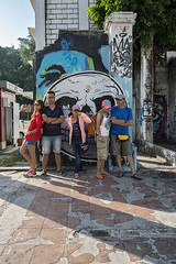 TWB_6216 (xxtreme942) Tags: art wall painting graffiti mural drawing oldhouse kotakinabalu colourful sabah artisic eastmalaysia