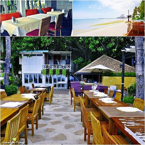 Coco51 Restaurant & Bar, by the Sea, Hua Hin