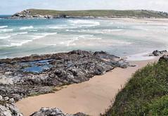 West Pentire 265 (saxonfenken) Tags: 1043corn 1043 beachseascape westpentire cornwall rocks landscape challengeyou pregamewinner gamewinner
